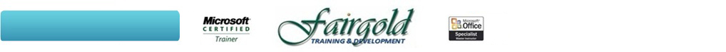Fairgold Training & Development